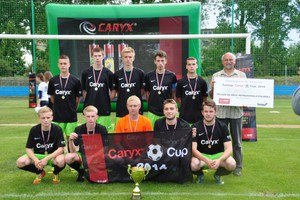 Finał turnieju Caryx Cup 2014