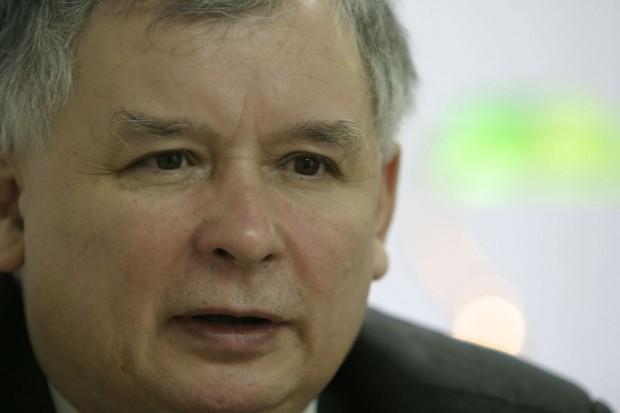 Minister rolnictwa oburzony listem Jarosława Kaczyńskiego