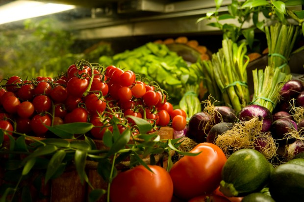 Wstępny szacunek produkcji warzyw na rok 2014