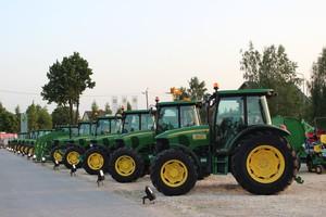 Lipiec dobry dla dealerów ciągników rolniczych