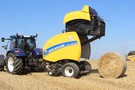 New Holland Roll-Belt ActiveSweep - nowe prasy do zbioru słomy i siana