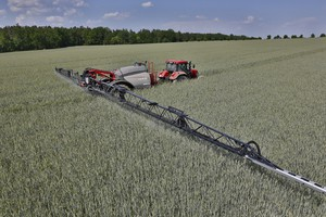 Opryskiwacz Horsch Leeb 6 GS pokaże możliwości belki BoomControl Pro podczas Agro Show