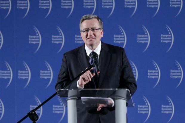 Prezydent do rolników na Jasnej Górze: trzeba docenić plony 25-lecia polskiej wolności