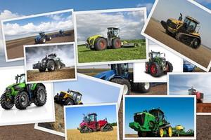 Top 10 ciągników rolniczych świata