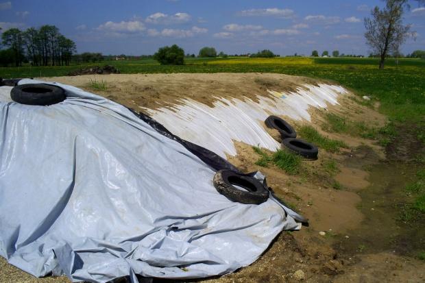 Pryzma kukurydzy dostosowana do potrzeb