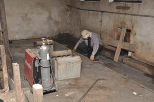 Używane wyposażenie do chlewni