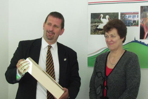 Na Węgrzech rolnik korzysta z doradztwa w ramach limitu