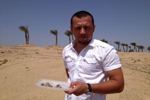 Poszukują nowych linii genetycznych ślimaków w Afryce