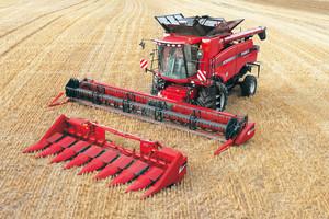 Jak przygotować kombajn do zbioru kukurydzy