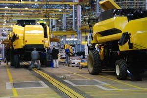 New Holland zaprasza do zwiedzania fabryki