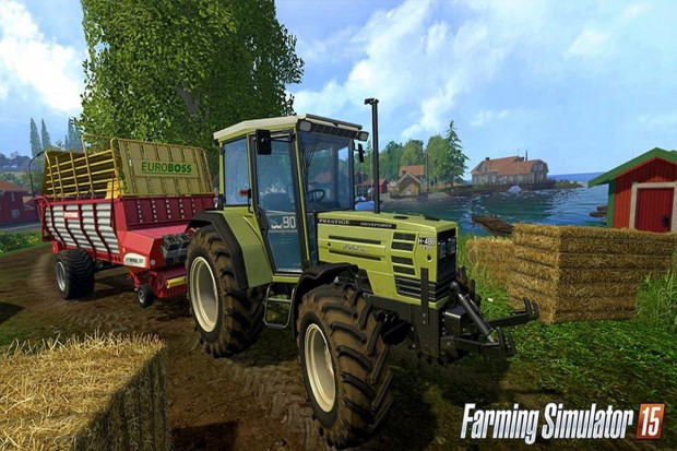 Farming Simulator 15 z patronatem Rektora SGGW