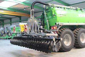 Joskin Section Control, czyli precyzyjne nawożenie gnojowicą