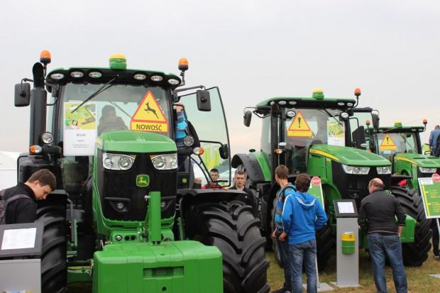 Sprzedaż ciągników rolniczych – zmiany na podium
