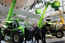 Nowe ładowarki Merlo Turbofarmer na targach EuroTier 2014