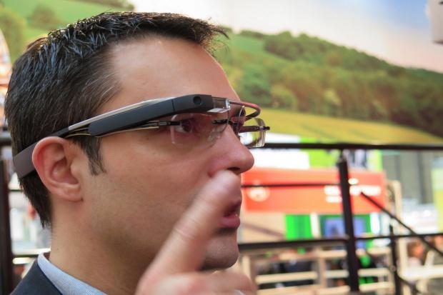Google Glass – nowoczesne spojrzenie na krowę