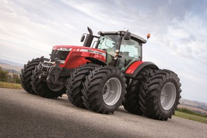 Massey Ferguson 8700 – nowy flagowiec do 400 KM