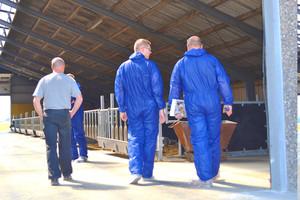 Bioasekuracja w stadach bydła mlecznego