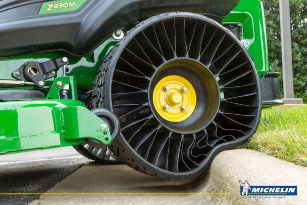 Michelin: nowa fabryka opon bezciśnieniowych