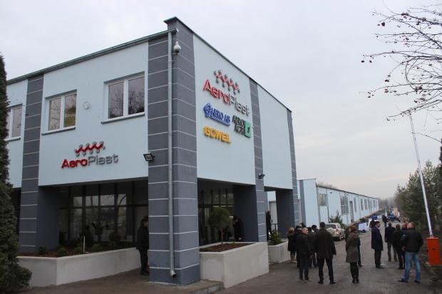 Nowa fabryka folii do sianokiszonki Aero Plast