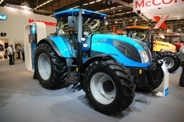 Landini z 6-cylindrowym silnikiem za 200 tys. zł