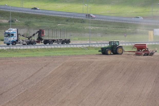 Podlasie potrzebuje modernizacji dróg rolniczych
