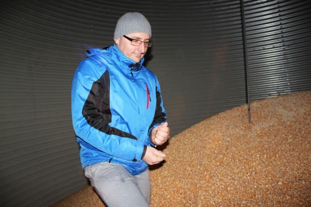 To nie był dobry rok dla kukurydzy
