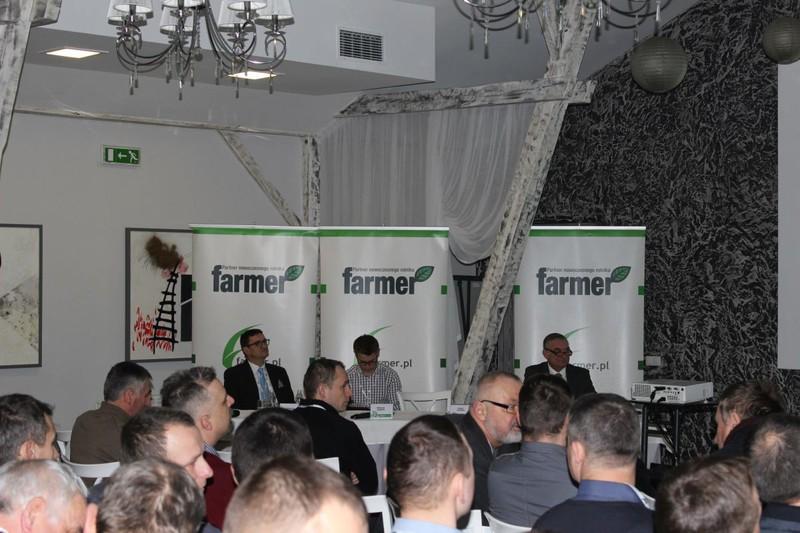 Już jutro kolejna konferencja Farmera - zapraszamy do Przysieka k/Torunia