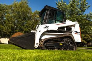 Bobcat T450 – nowość wśród kompaktowych ładowarek gąsienicowych