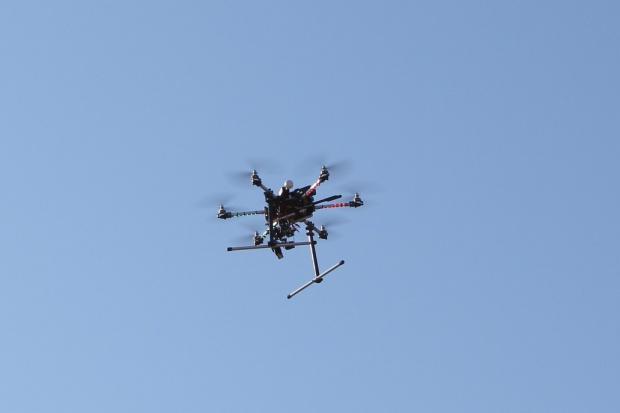 Drony i satelity w diagnozowaniu problemów w burakach cukrowych
