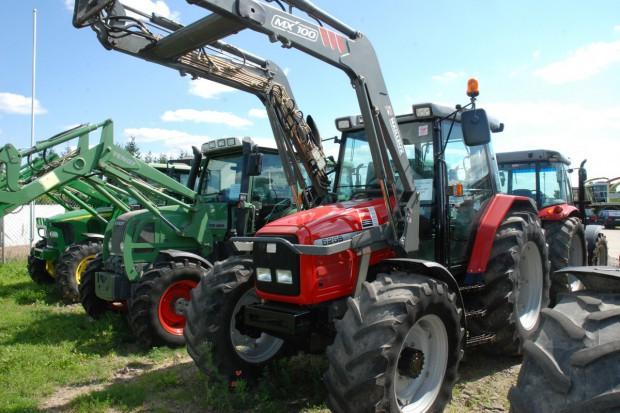 """""""Młody rolnik"""" może kupić maszynę starszą niż pięcioletnią"""