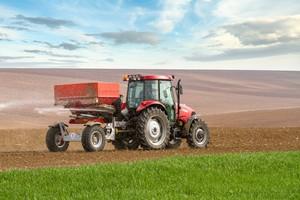 Na Ukrainie spadnie zużycie nawozów mineralnych i środków ochrony roślin