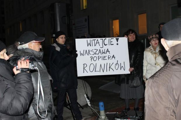 Jutro na Torwarze zaczyna się ogólnopolski protest rolników