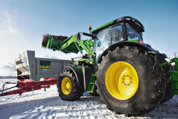 Przegląd ciągników o mocy 120 KM (cały artykuł)