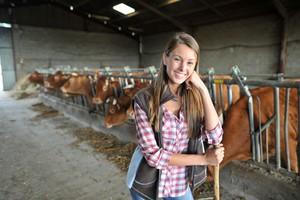 BGŻ: Coraz więcej kobiet-rolniczek na polskiej wsi