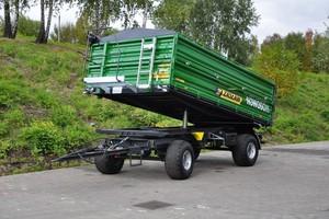 Zasław – nowe możliwości konfiguracyjne dla przyczep 6-14 ton