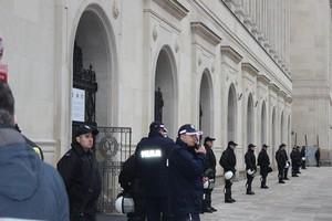Policja nadużywa uprawnień wobec protestujących rolników?