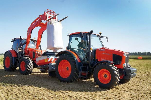 Kubota MGX II – nowe ciągniki o mocy 106 i 133 KM