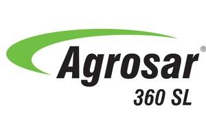 AGROSAR 360 SL - pewne narzędzie do walki z chwastami