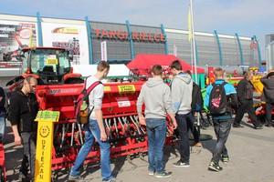 Rozpoczęły się targi Agrotech 2015