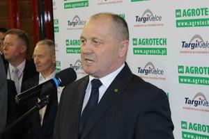 Sawicki: Potrzebna większa współpraca w obliczu zmian na rynku mleka