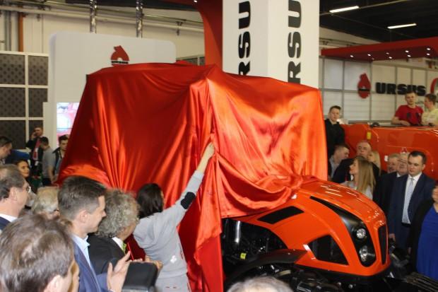 Ursus C-360 - oficjalna odsłona na targach Agrotech 2015