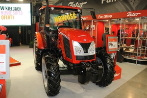Zetor Major 60 - nowość na targach Agrotech 2015