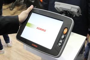 Monitor Claas GPS Pilot S10 - więcej funkcji
