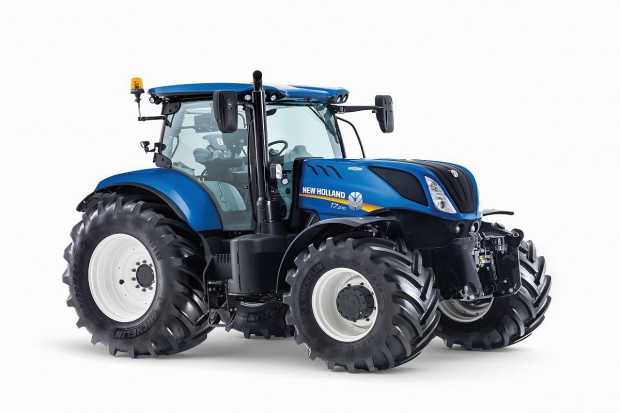 New Holland T7: nowe modele ciągników we wrześniu w Polsce