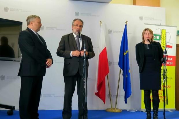Wizyta prezesa Stałego Zgromadzenia Francuskich Izb Rolniczych w Polsce