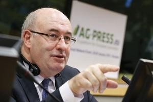 Hogan: Koniec limitów w produkcji mleka