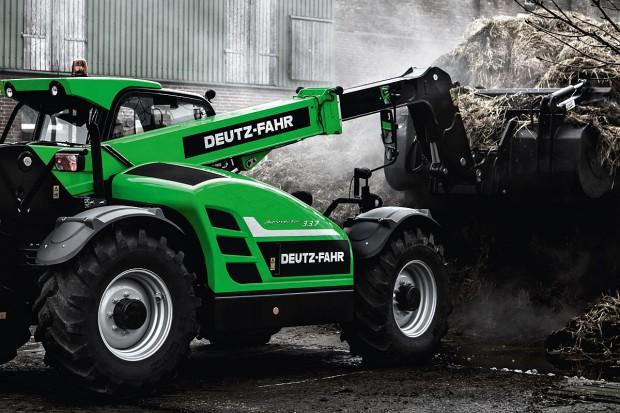 Agrovector 33.7 – nowa ładowarka Deutz-Fahr