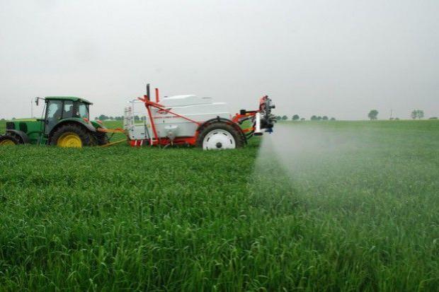 Zużycie środków ochrony roślin zależne od opłacalności produkcji
