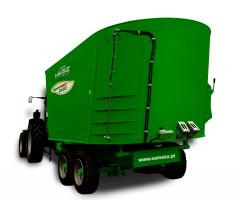 SaMasz uzupełnia linię maszyn zielonkowych o wozy paszowe