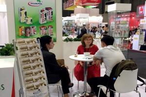 Branża mleczarska na targach SIAL China w Szanghaju